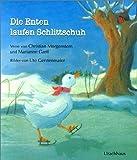 Die Enten laufen Schlittschuh: Ein Bilderbuch mit Versen von Christian Morgenstern