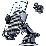 andobil Handyhalterung Auto Saugnapf & Lüftung Ultra Stabile Universale Handyhalter für Auto HandyHalterung KFZ Kompatibel mit Samsung S20 FE /S20 /S10 /S9 /S8 /A51 /iPhone 12 /OnePlus 8T /Xiaomi usw.