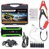 Guangtian 89800mAh 4 USB Tragbares Auto Starthilfe Pack Booster Ladegerät Batterieleistung Bank