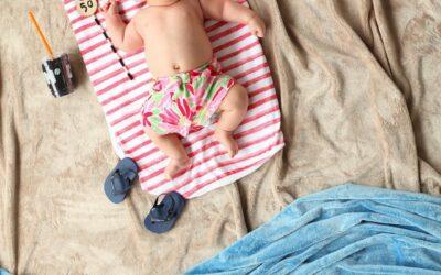 Babyschaukel elektrisch – Bright Stars Ingenuity