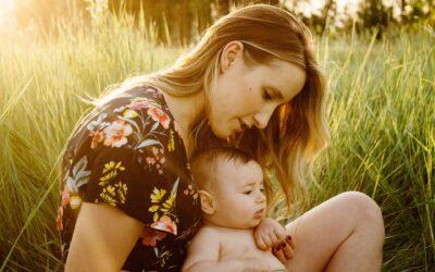 Beißringe für das Baby