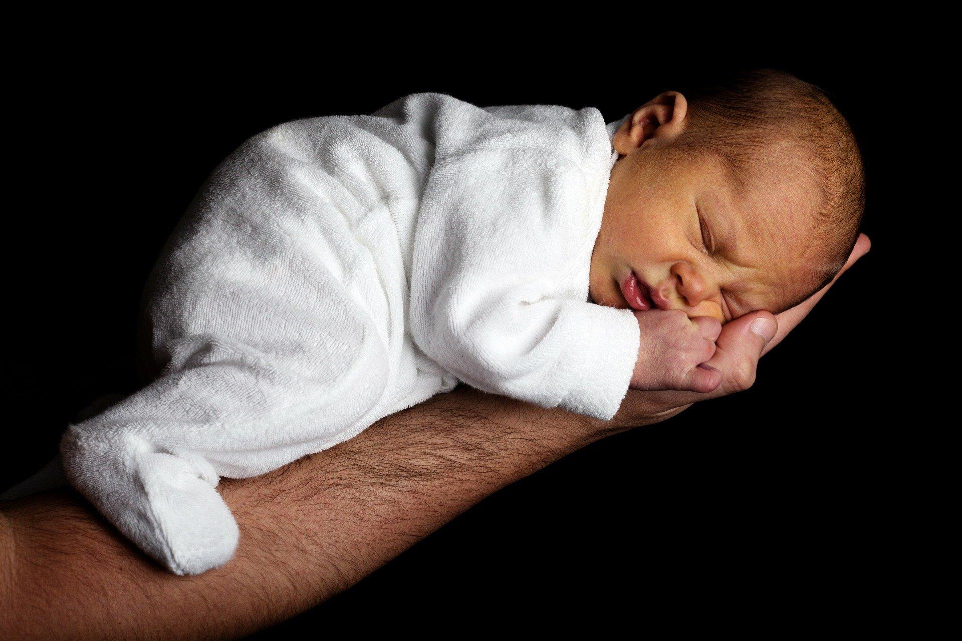 Pflege der Babyhaut
