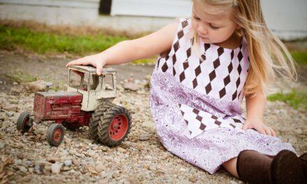 Kindertraktor – 30 Top Kindertraktoren